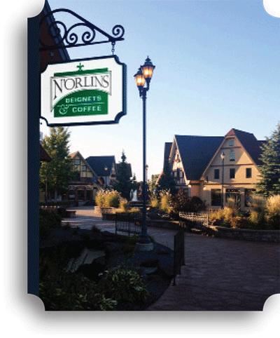 Own a N'Orlins Café